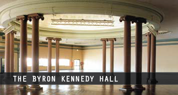 The Byron Kennedy Hall