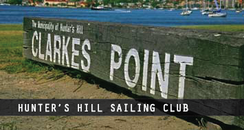 Hunters Hill Sailing Club