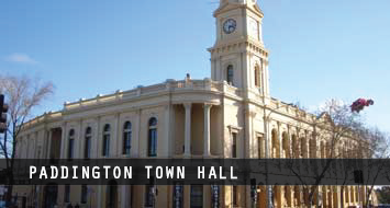 Paddington Town Hall
