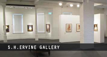 S. H. Ervine Gallery
