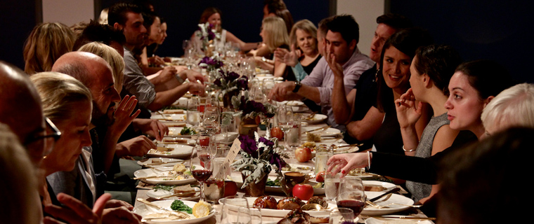Gastronomy's #Rusticolour menu launch