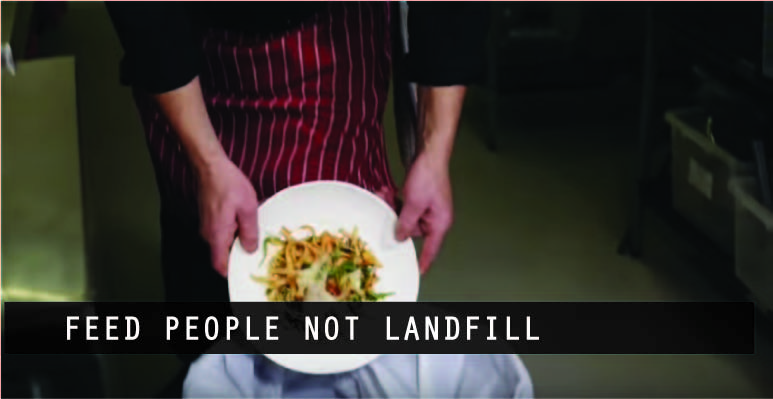 FEED PEOPLE NOT LANDFILL