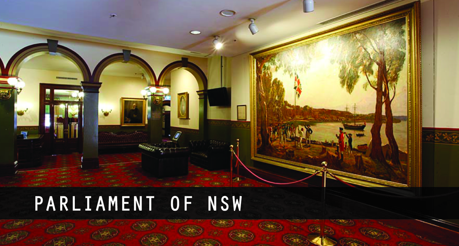 Fabulous events at Parliament of NSW